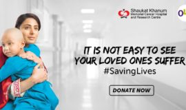 OLX Pakistan Collaborated With Shaukat Khanum Memorial Cancer Hospital And Transparent Hands