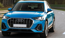 Audi Unveiled The Upcoming SUV; Audi Q3 2018