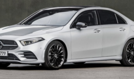 All-New 2019 Mercedes A Class Sedan Revealed