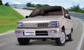 Pak Suzuki To Discontinue Suzuki Mehran From April Next Year