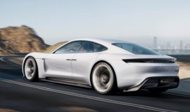 First Electric Car From Porsche To Be Called Taycan