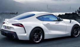 2019 Toyota Supra To Come With Inline-Six Engine