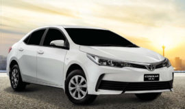 Toyota Indus Motors Launches Automatic Variant Of Corolla XLi