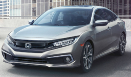 Honda Civic To Get A Mid-Cycle Refresh For 2019