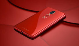 OnePlus 6 Coming In Red!