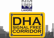 An Insight Into The DHA Signal Free Corridor