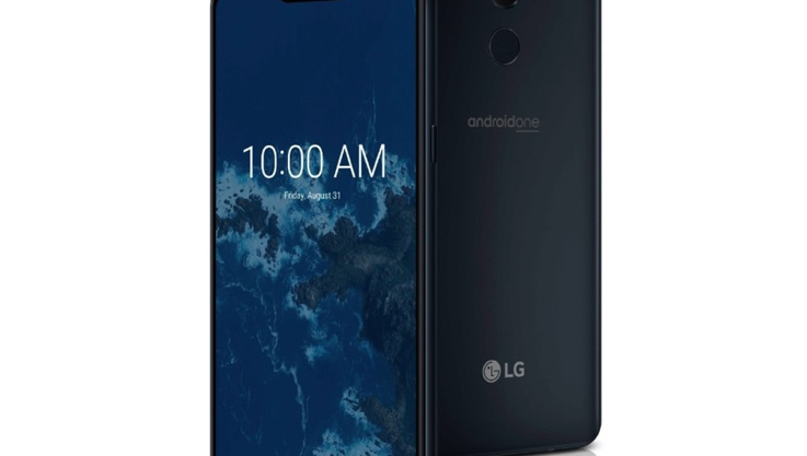 LG Reveals First Android One Smartphone – The G7 One