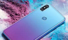 Motorola P30 Unveiled With Snapdragon 636 Chipset