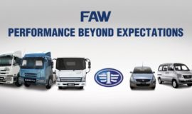 FAW Increases Vehicle Prices In Pakistan