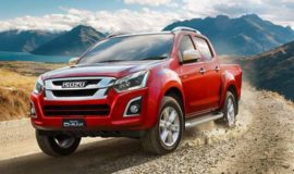 Isuzu D-Max From Ghandhara Nissan Is Ready To Pounce On Toyota Hilux