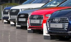 Diesel Violations Land Audi 800 Million Euros In Fines