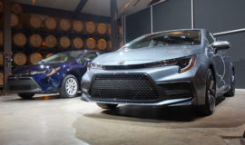 Toyota Unveils 2020 Corolla In The International Market