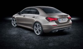 Can Mercedes A-Class Sedan Penetrate Pakistani Auto Market?