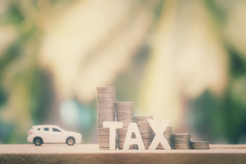 Benifits and Drawbacks of Removing Token, Toll and Transfer Tax On Vehicles