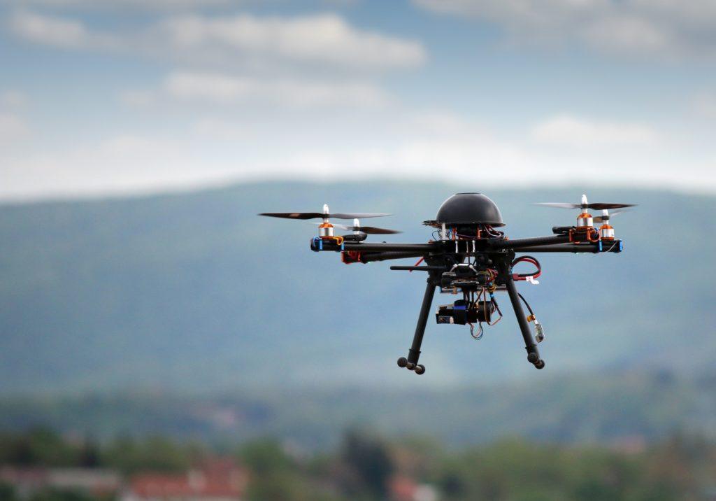 Drones to solve tax evasion in Pakistan