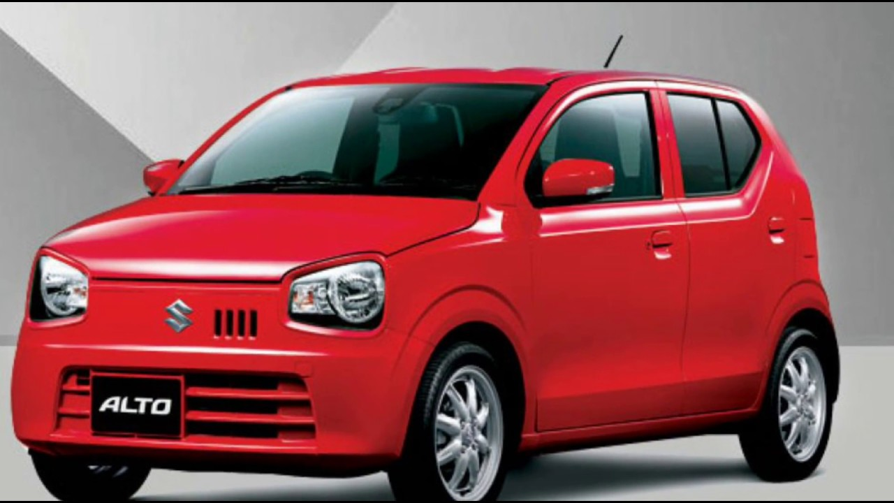 Pak Suzuki Initiates Local Production Of Alto