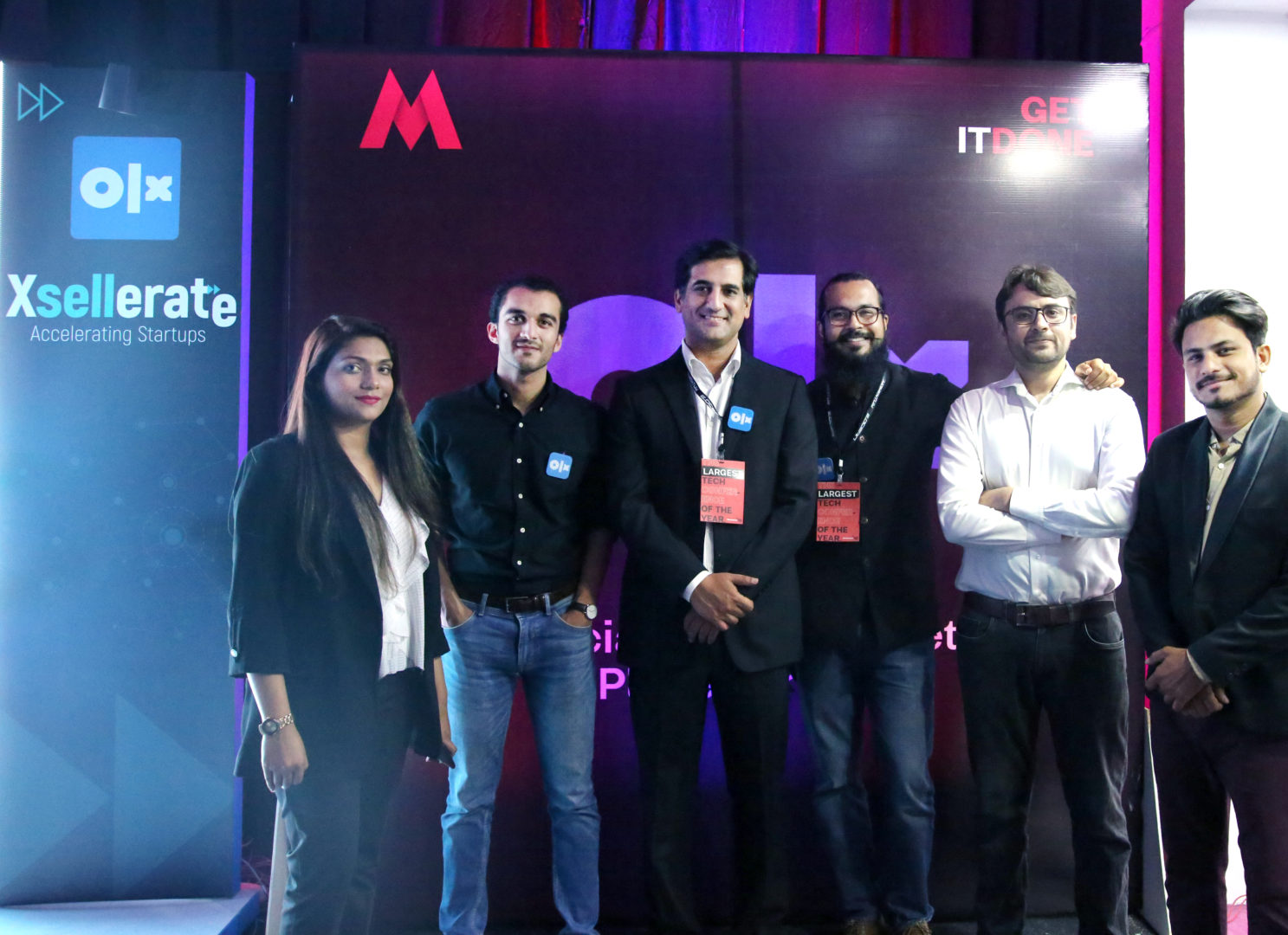 OLX Launches Xsellerate - Startup Acceleration Program at Momentum Tech Conference