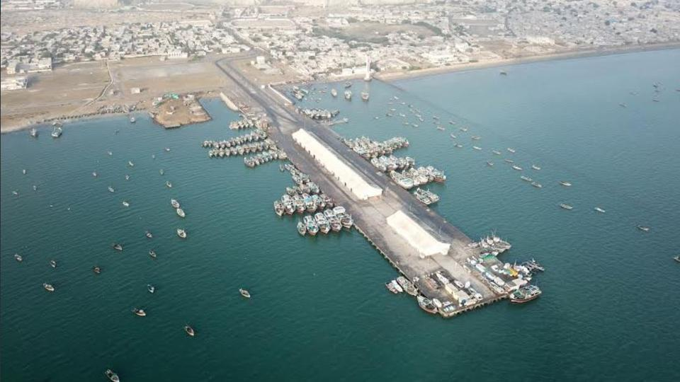 Insights Into Rapidly Developing Gwadar City