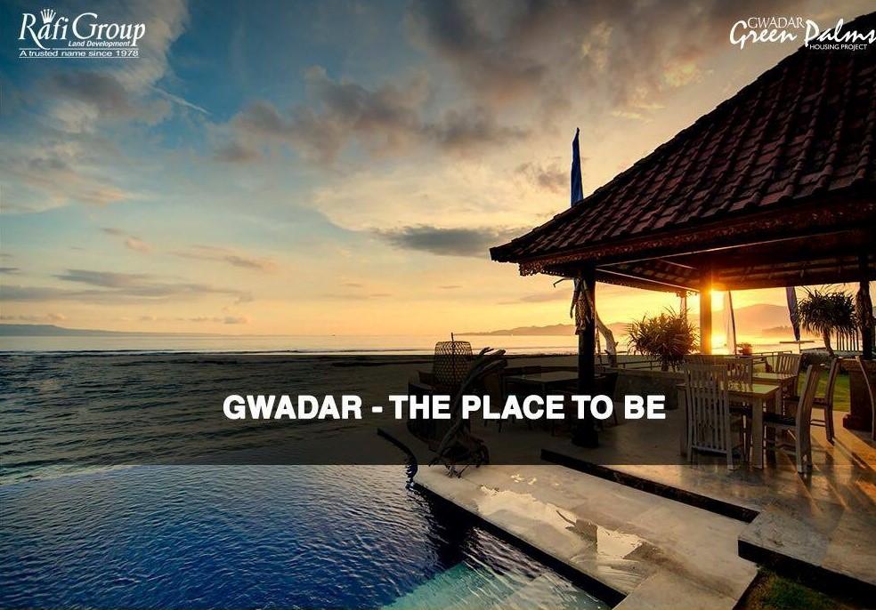 Gwadar - The Jewel of CPEC
