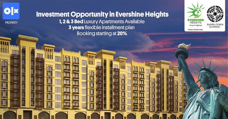 Evershine Heights: Building Your Dream Home