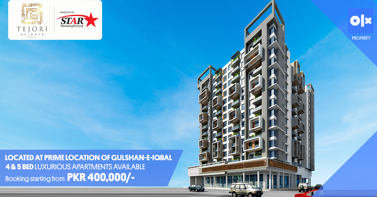 Experience Ultra-Luxury with Tejori Heights