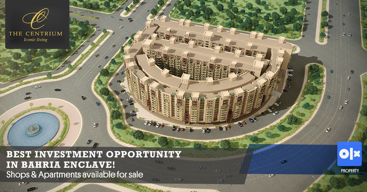 5 Reasons Why You Should Invest in The Centrium Islamabad