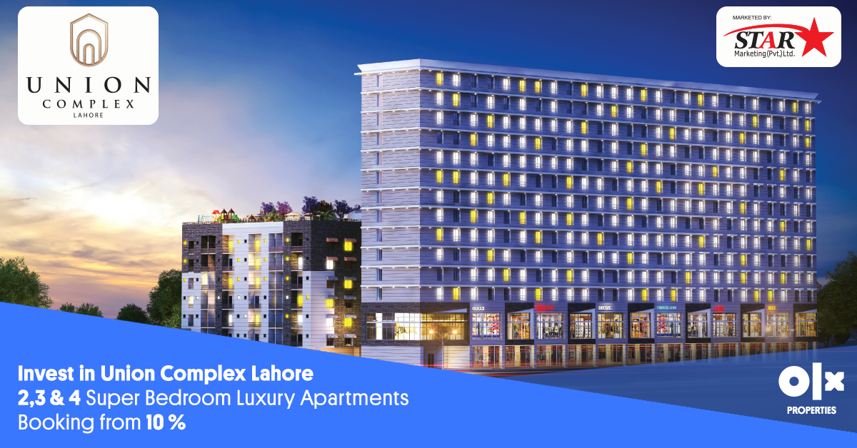A Blend of Affordability and Lifestyle: Union Complex