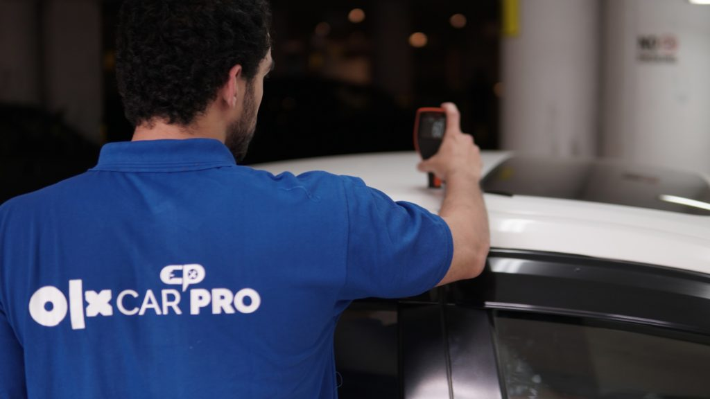 OLX CarPro - A Professional Car Inspection Service launched in karachi