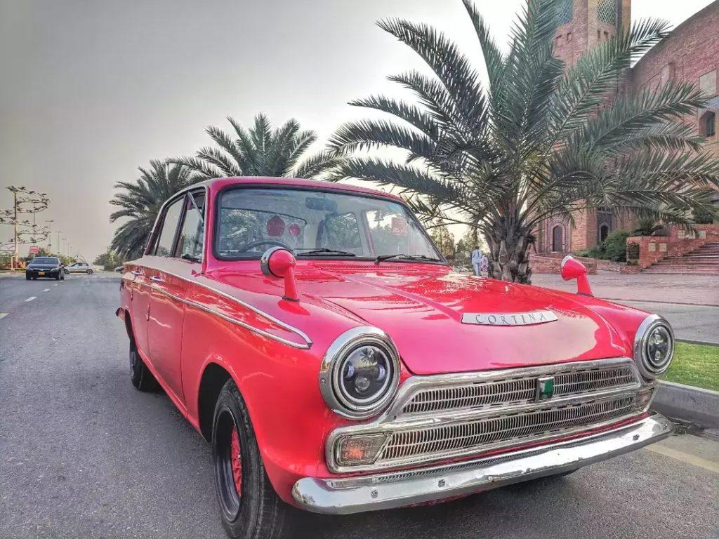 Ford Cortina MK1 - Vintage Car