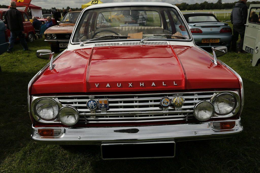 Vauxhall Victor 101 Super Vintage Car