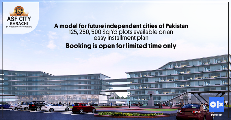 ASF City: The Sustainable City of Pakistan!