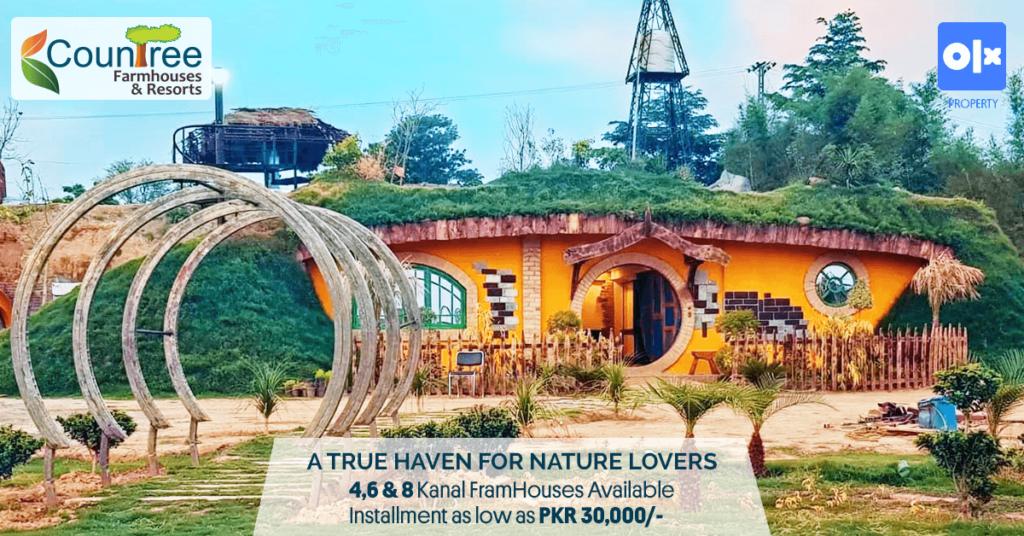 CounTree Farmhouses & Resorts