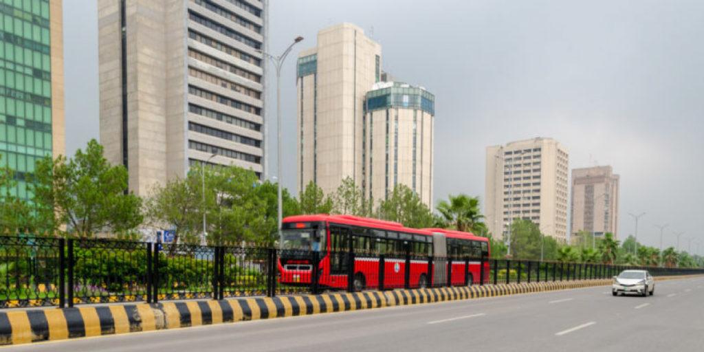 Islamabad blue area