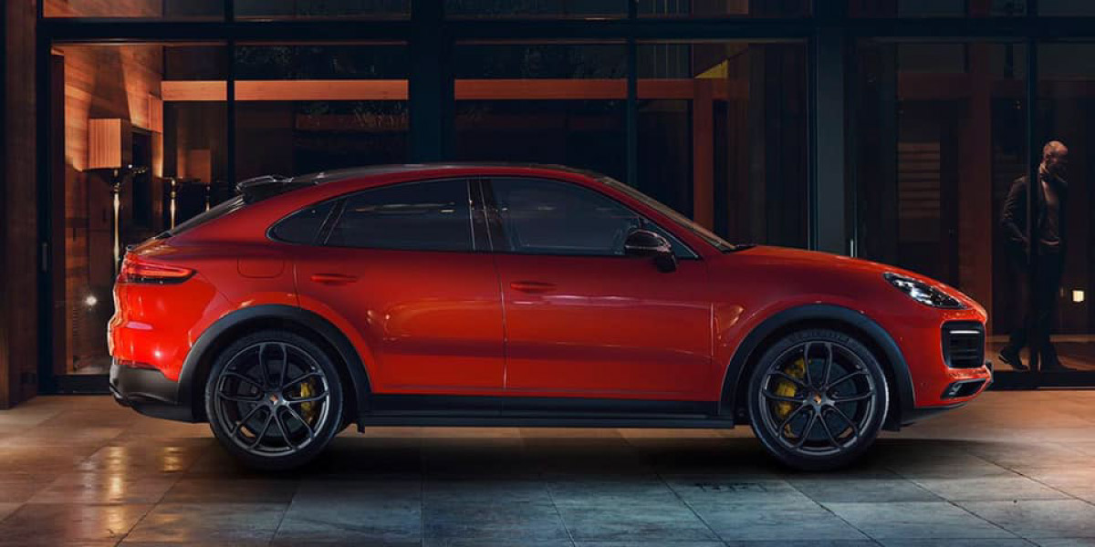 Sporty Porsche Cayenne Coupe Launched Recently