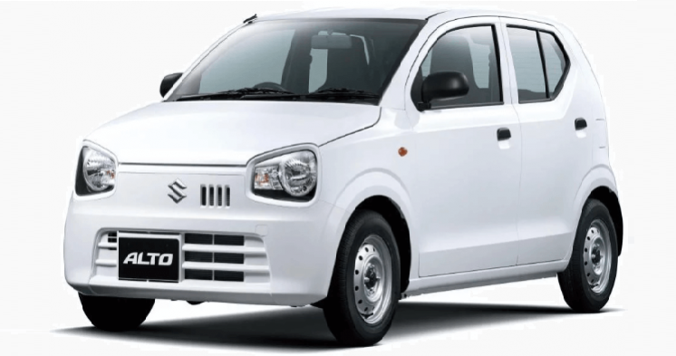 Pak Suzuki Announces Pre Booking of The New Alto