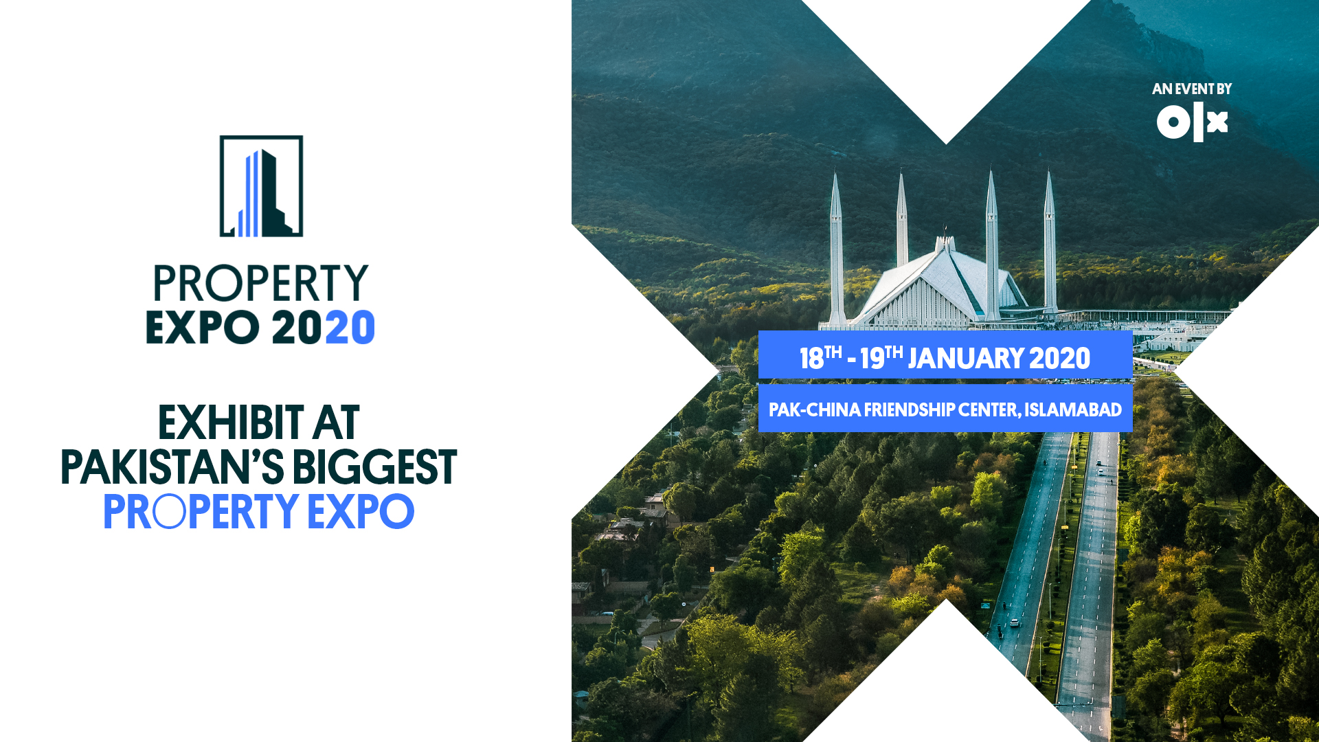 OLX SET TO ORGANIZE PAKISTAN'S LARGEST PROPERTY EXPO in 2020