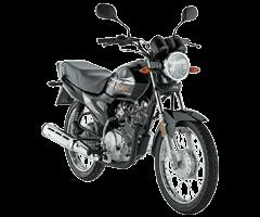 Yamaha YBZ Black