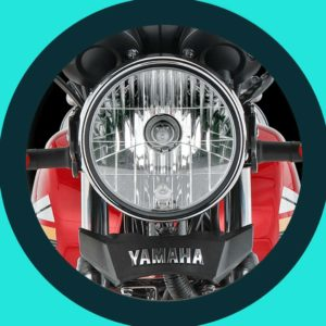 Yamaha YBZ Headlight