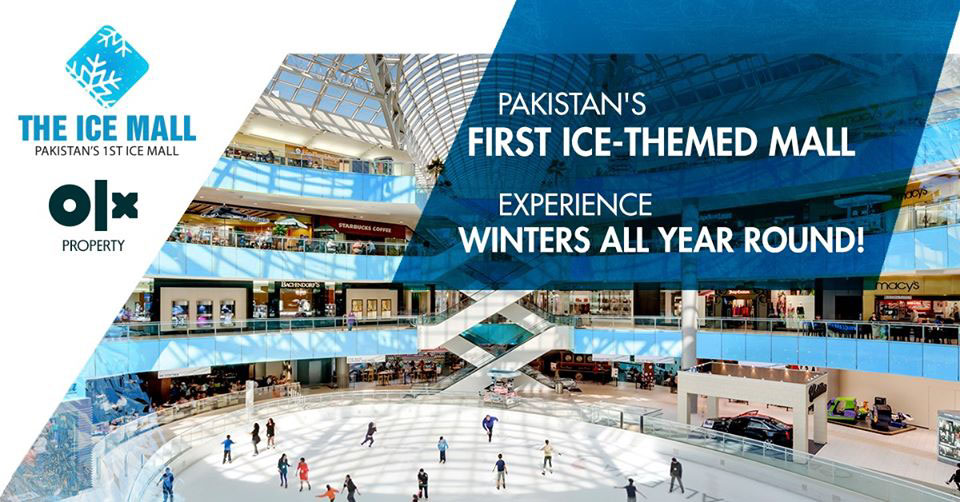 THE ICE MALL: Experience Winter All Year Round!