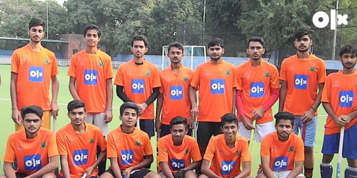 OLX extends its support to one of the best hockey academies in Pakistan