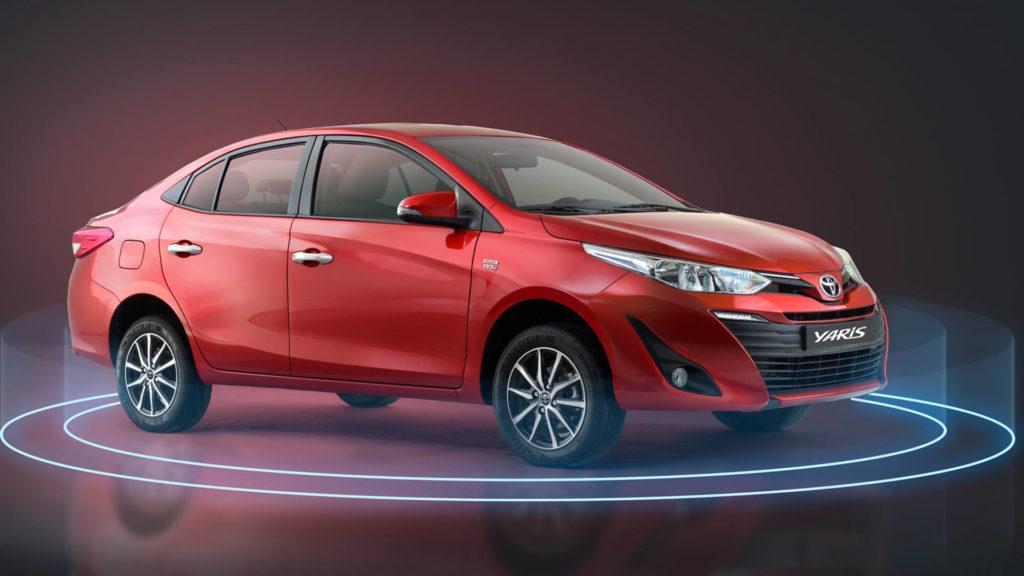 The New Toyota Yaris 2020 Pakistan
