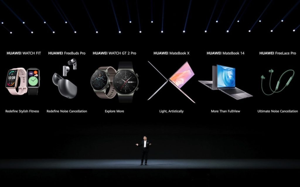 Huawei Seamless AI Life Product Launch 2020
