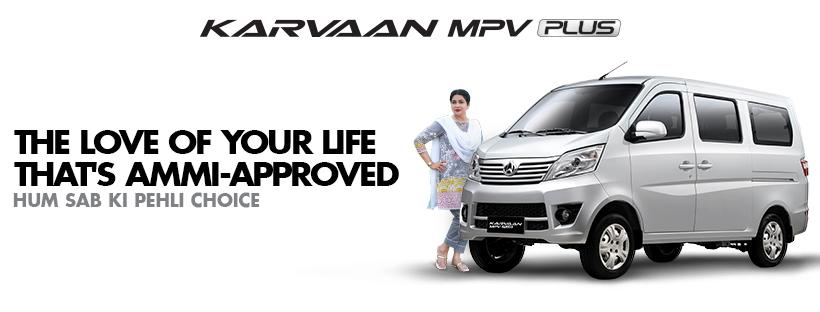 Changan Brings Karvaan MPV Plus