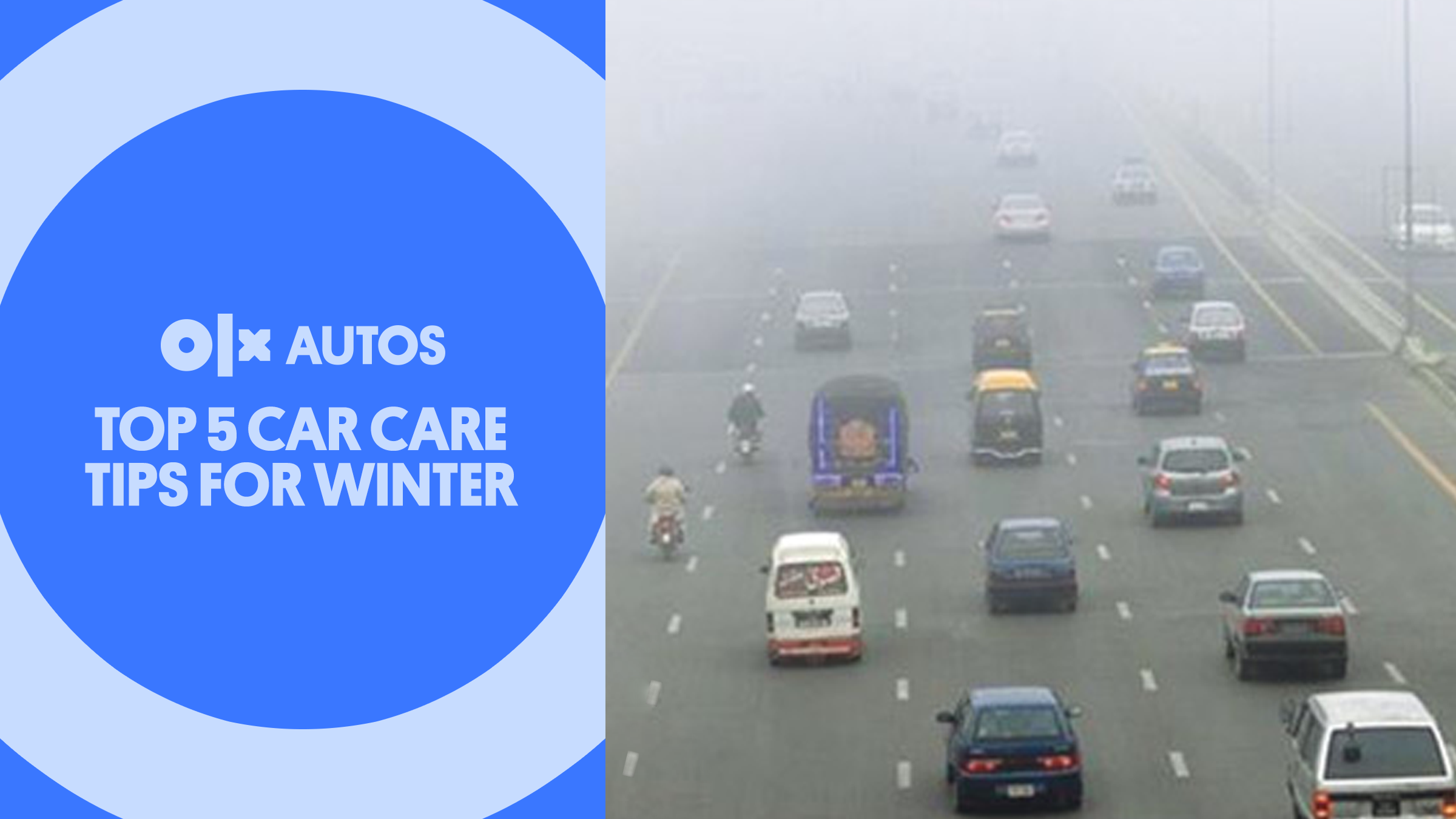 Top 5 Car Care Tips for Winter