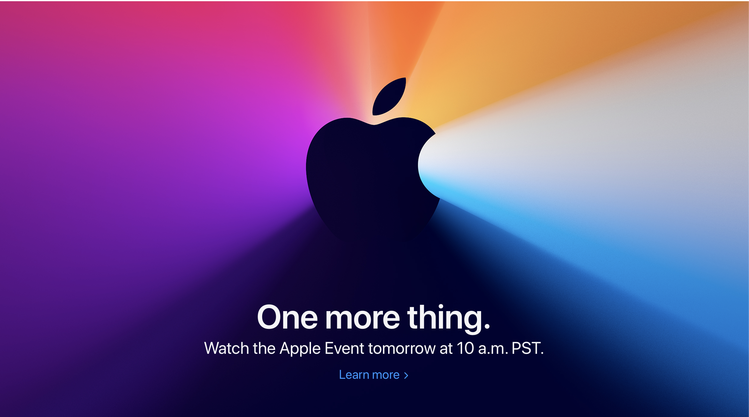 Another Apple Event?