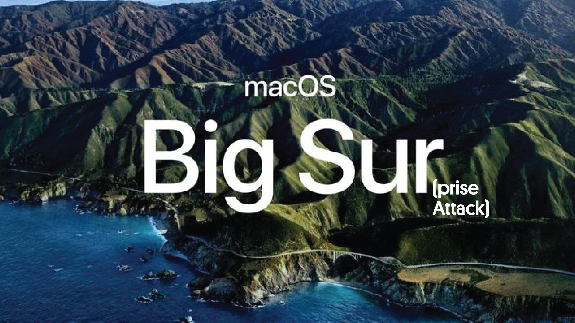 Apple's Big Surprise Attack!