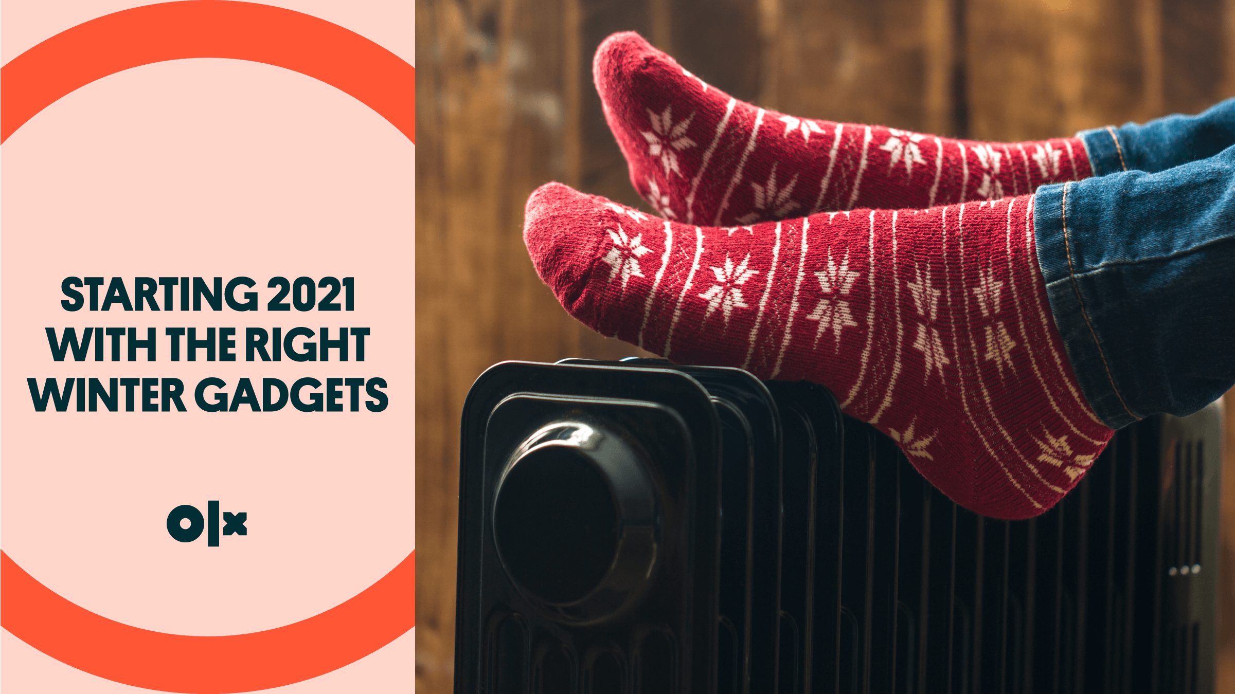Starting 2021 With the Right Winter Gadgets