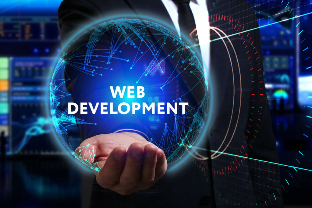 Web-development-picture