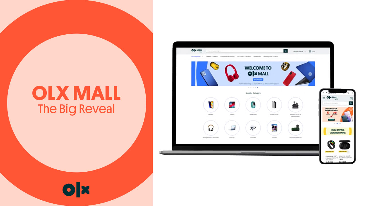 OLX Mall - The Big Reveal