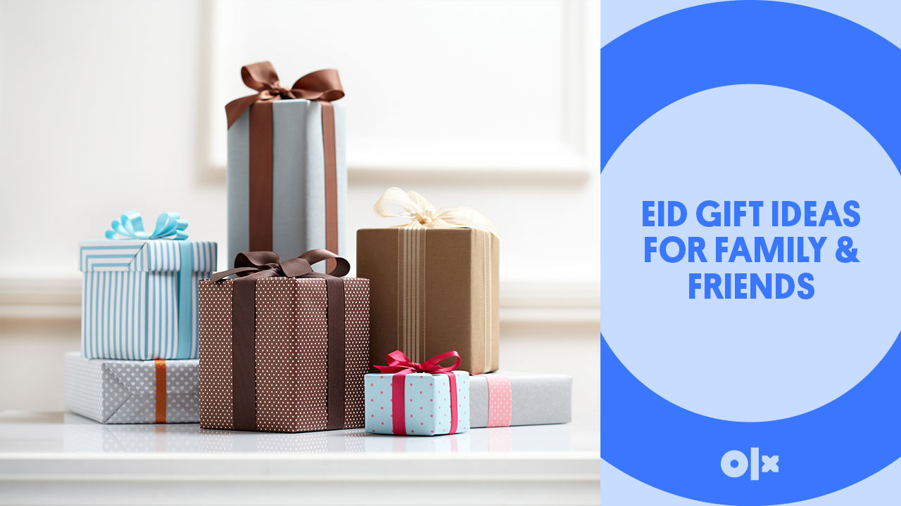 Eid Gift Ideas For Family & Friends
